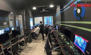 UpRoad Cyber Game - Chuỗi Cyber Game