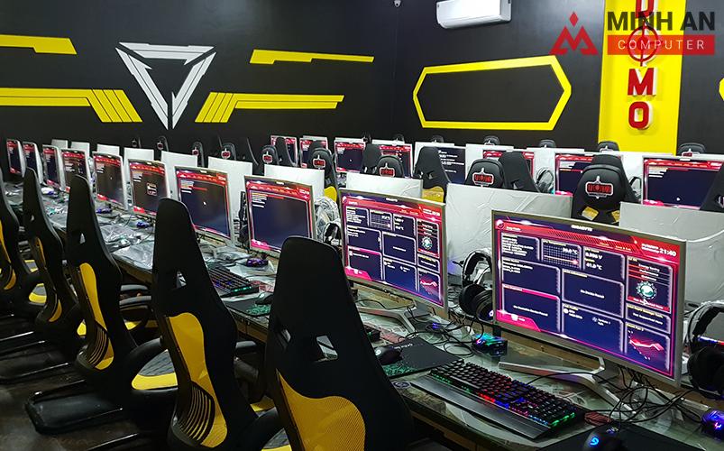 Phòng Vip tại Dự án Domo Gaming