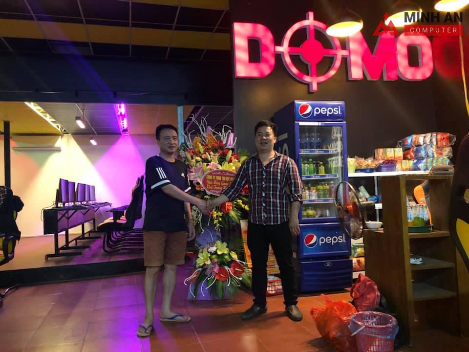 Khai trương Dự án Domo Gaming tại Gia Lâm