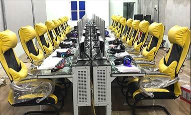 phòng net tại Yên Định, Thanh Hóa với cấu hình cực khủng