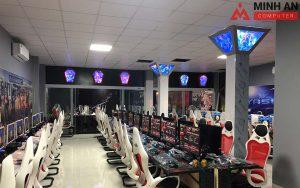 Hoàn thành KRV Gaming tại Thái Bình
