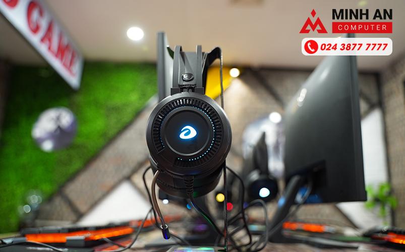 Tai nghe sử dụng trong Cyber Game Domo 3 tại Từ Sơn