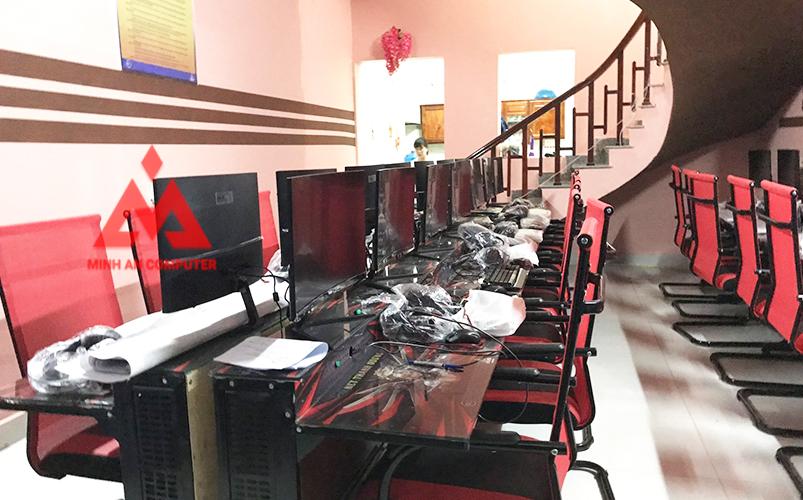 Dự án phòng net tại thành phố Bắc Ninh