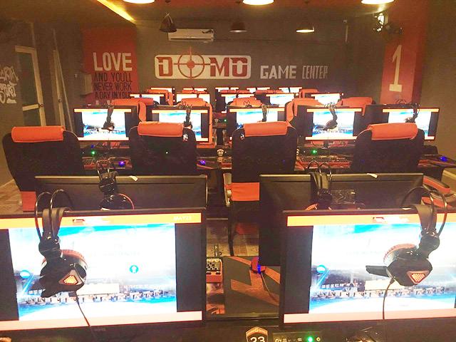 Cyber Game Domo 3 tại Từ Sơn không gian đẹp