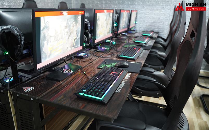 Không gian của Eternity Gaming
