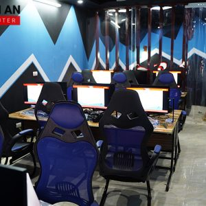 lap dat phong net T&T Cyber Game