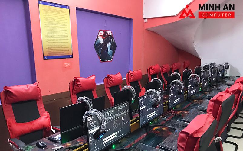 Cyber Mini tại Sóc Sơn, Hà Nội