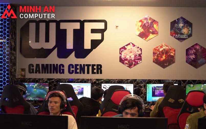 WTF Gaming tại Nguyễn Viết Xuân điểm đến lý tưởng cho game thủ
