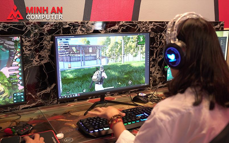 Cấu hình WTF Gaming tại Nguyễn Viết Xuân