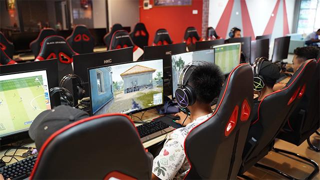 Lắp đặt phòng game tại Hà Nội ảnh 2