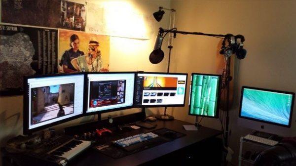 có nên thiết kế phòng stream trong quán net ảnh 1