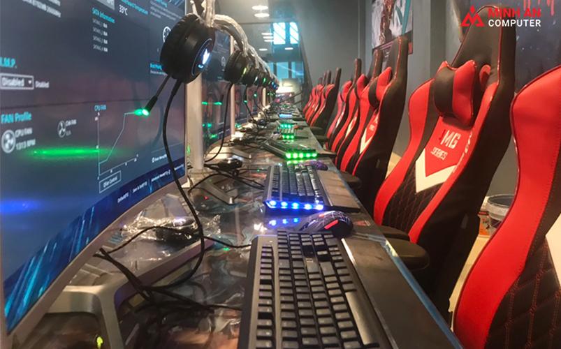 Dự án cyber game mini 55 máy tại Bắc Giang ảnh 11