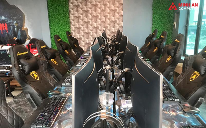 Dự án cyber game mini 55 máy tại Bắc Giang ảnh 4