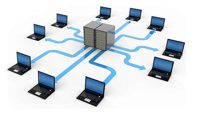 Mô hình phòng net bootrom ảnh 1