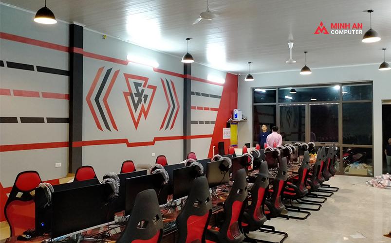 Sky Red Gaming Center - Cyber Mini 20 máy tại Tam Dương - Vĩnh Phúc ảnh 4