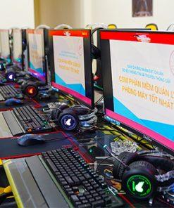 Dự án Cyber game mini 35 máy tại Tây Mỗ - Hà Nội ảnh 8
