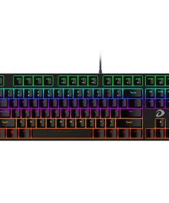 Bàn phím cơ Gaming Dareu EK87s - Black ảnh 1