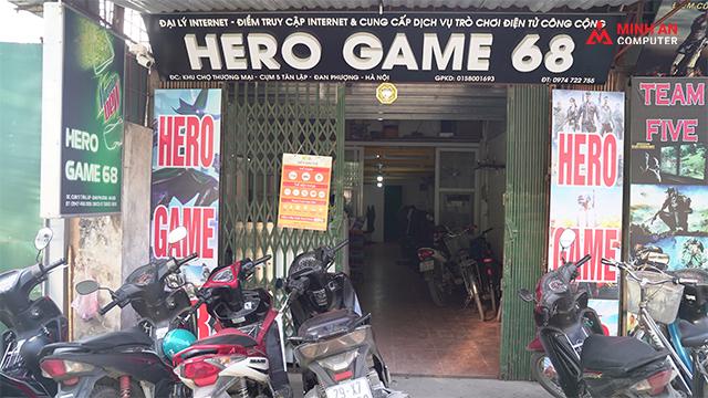 Cyber game mini 46 máy tại Minh Khai - Hà Nội ảnh 2
