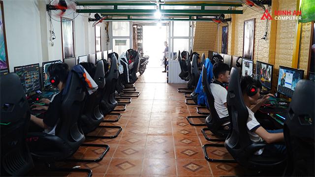 Cyber game mini 46 máy tại Minh Khai - Hà Nội ảnh 1