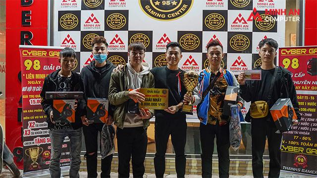 Minh An đồng hành tổ chức thành công giải đấu LMHT Hot nhất Bắc Giang ảnh 14