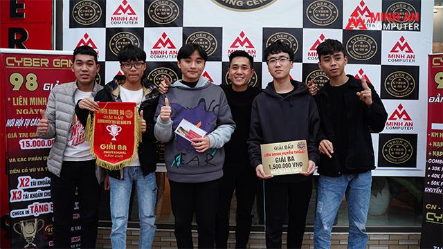 Minh An đồng hành tổ chức thành công giải đấu LMHT Hot nhất Bắc Giang ảnh 15
