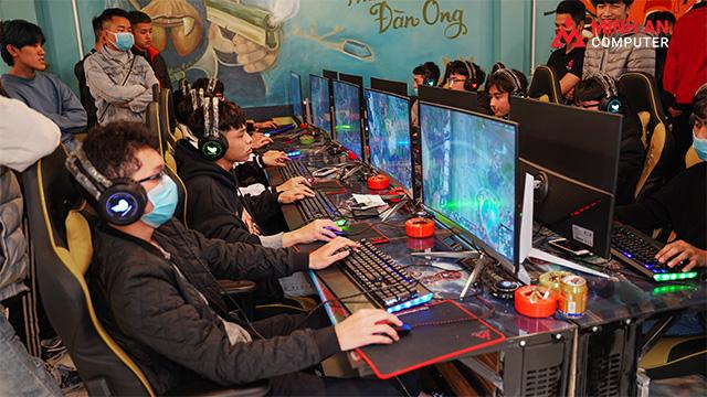 Minh An đồng hành tổ chức thành công giải đấu LMHT Hot nhất Bắc Giang ảnh 6