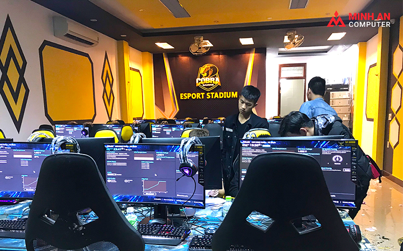 Cyber Game Mini 30 máy tại Đồng Hới - Quảng Bình ảnh 4