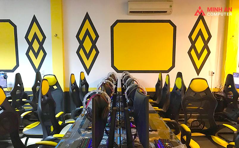Cyber Game Mini 30 máy tại Đồng Hới - Quảng Bình ảnh 7