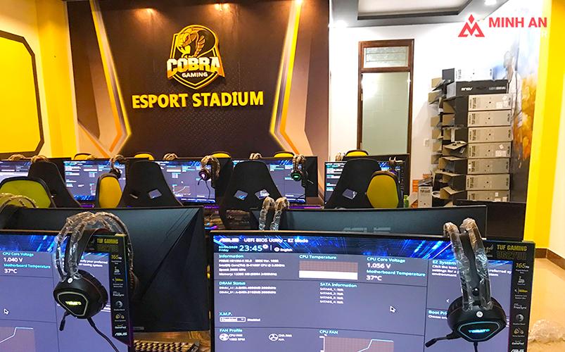 Cyber Game Mini 30 máy tại Đồng Hới - Quảng Bình ảnh 3