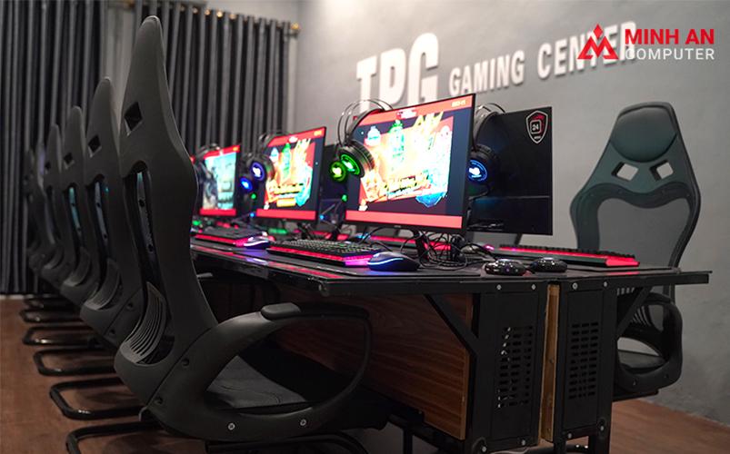 Cyber Mini TPG Gaming Center tại Hai Bà Trưng, Hà Nội ảnh 1