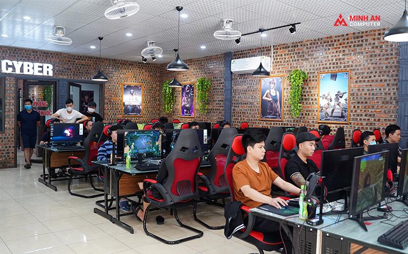 Top One Cyber - Cyber game 70 máy tại Quế Võ, Bắc Ninh ảnh 2