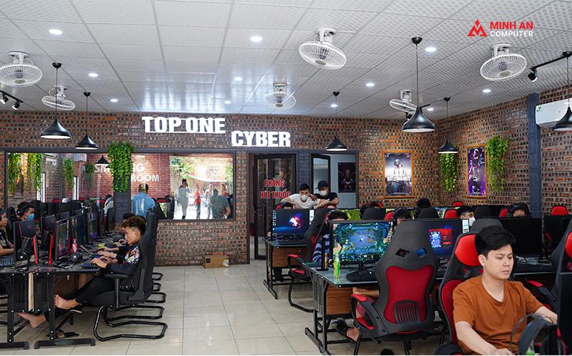 Top One Cyber - Cyber game 70 máy tại Quế Võ, Bắc Ninh ảnh 7