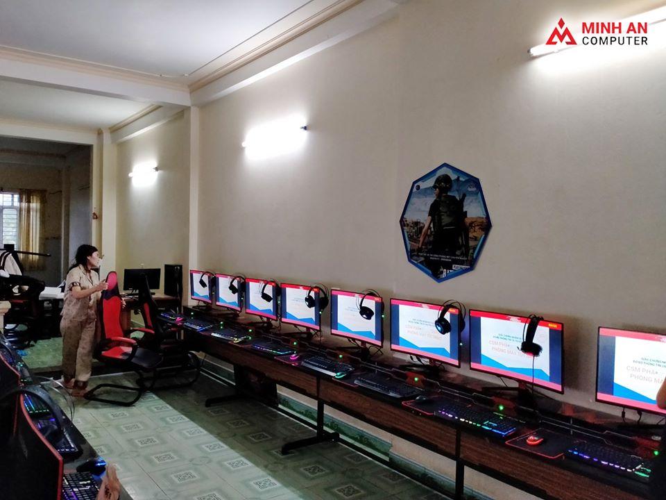 cyber mini goat gaming tại Nam Trực