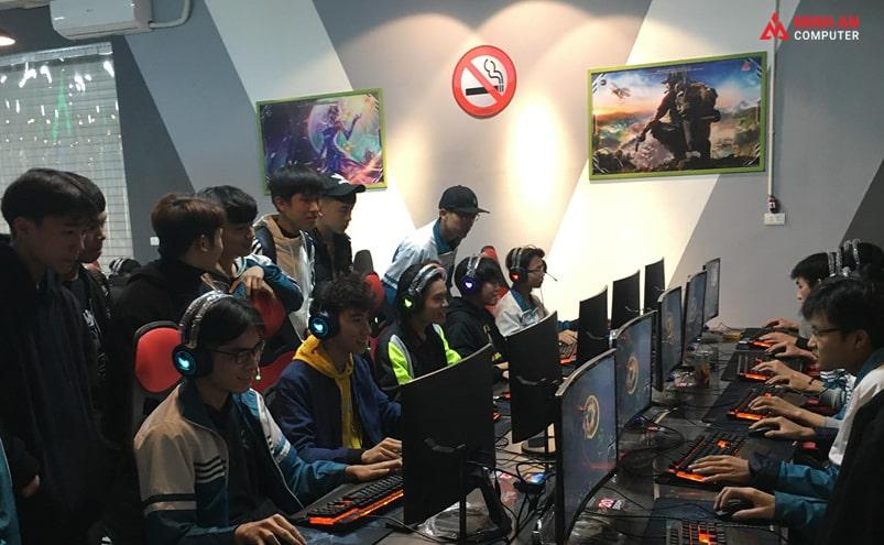 Boom Gamming tổ chức giải đấu LOL Boom Gaming Championship