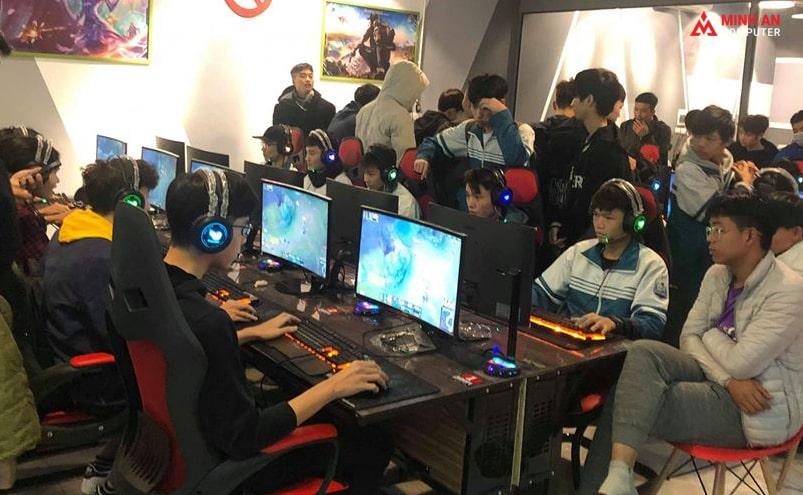 giải đấu LOL Boom Gaming Championship