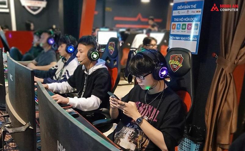 Minh An đồng hành cùng giải đấu Oleter E-Sport stadium