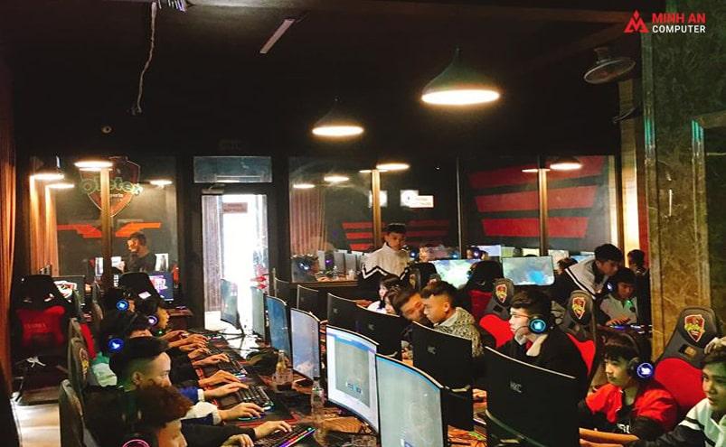 Minh An đồng hành tổ chức giải đấu cùng Oleter E-Sport stadium