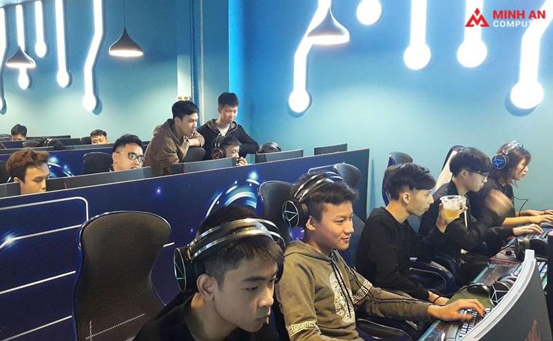 """Minh An Computer đồng hành cùng """"Giải đấu LMHT: LEGEND HADONG OPEN 2020"""""""