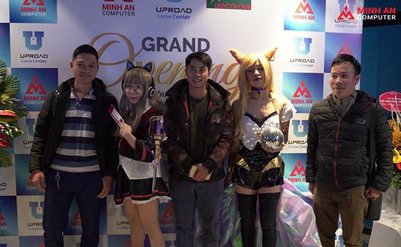 Minh An đồng tổ chức Giải đấu LMHT: LEGEND HADONG OPEN 2020