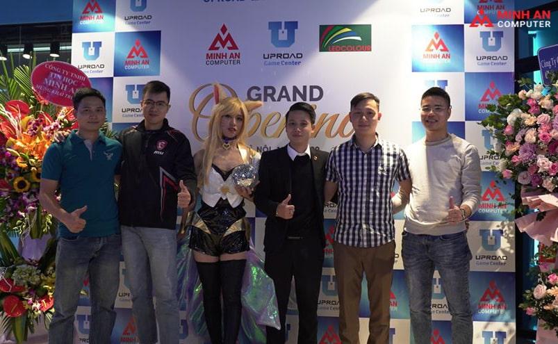 Minh An đồng hành cùng Giải đấu LMHT: LEGEND HADONG OPEN 2020
