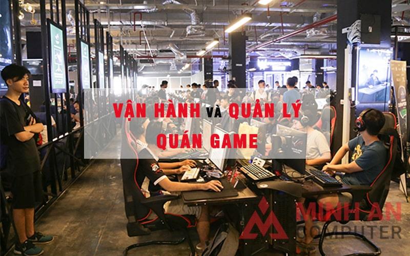 Tổng quan về kinh doanh game net