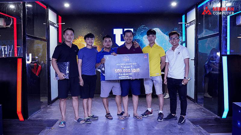 Đồnh hành cùng giải đấu AOE Thanh Trì Open