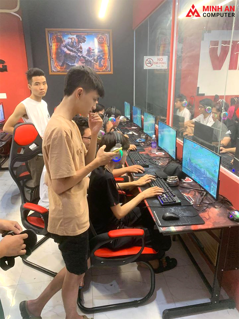 Tổ chức giải đấu tại Diamond Gming