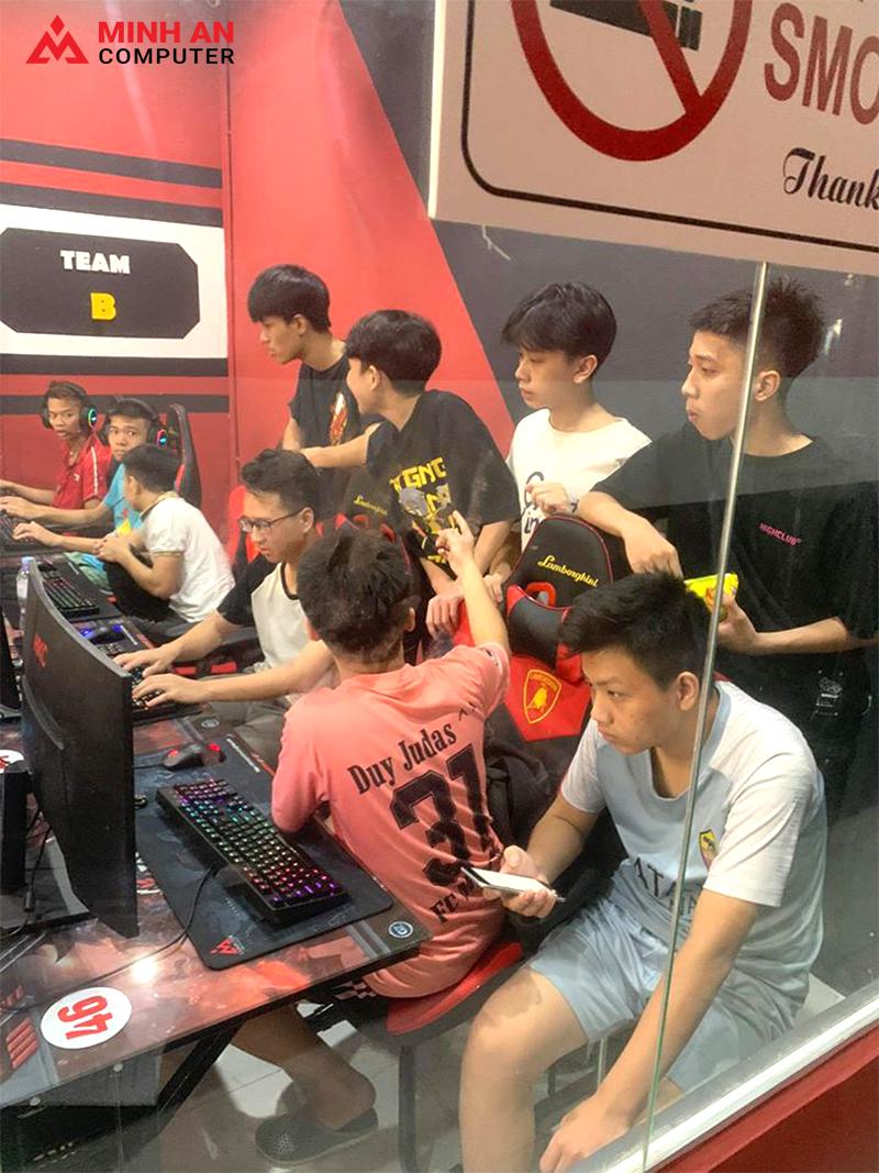 Tổ chức Giải đấu DIAMOND Gaming Championship