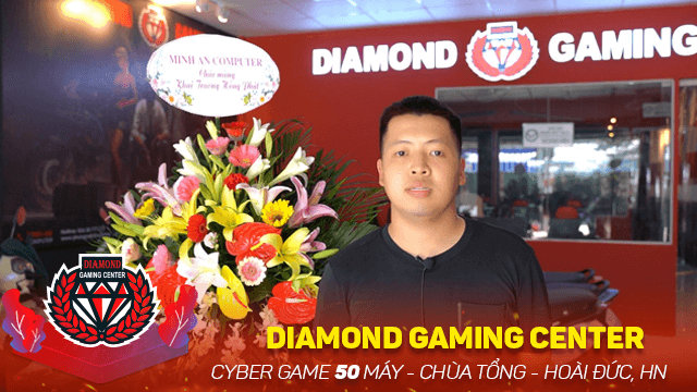 dự án cyber game Diamond Gaming