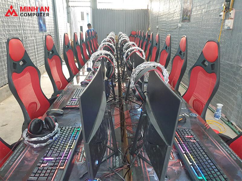 Dự án triển khai phòng net tại Tuyên Quang