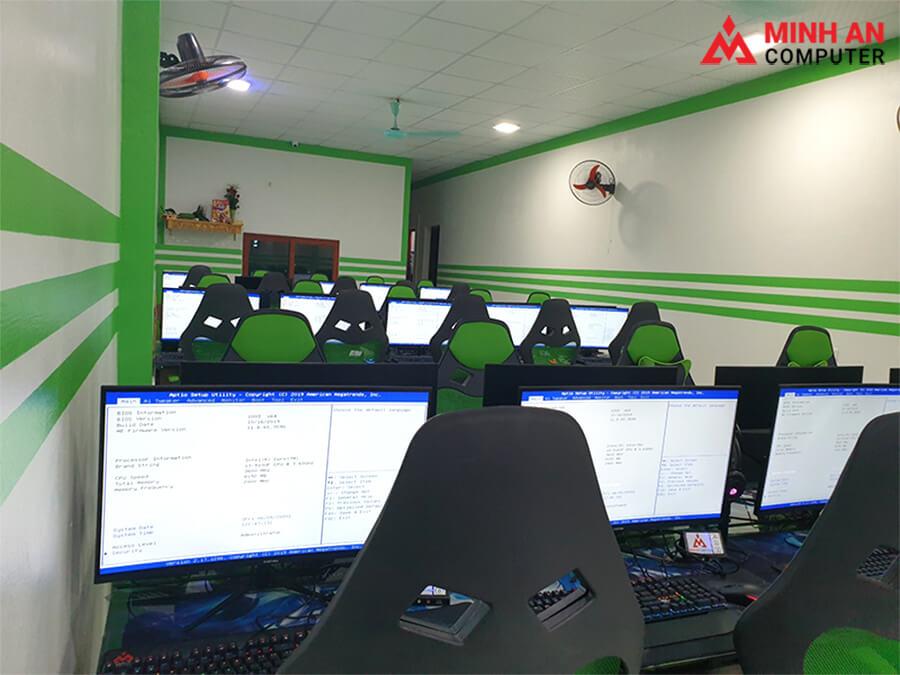 Dự án Cyber Mini Bắc Giang