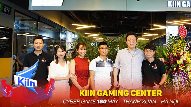 Dự án Kiin Gaming Center tại Hà Nội