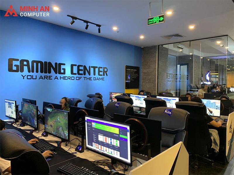 Dự án Cyber Game PC Bang tại Hà Nội
