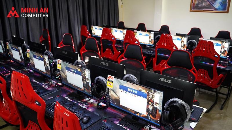 Dự án Cyber Game Penta Gaming